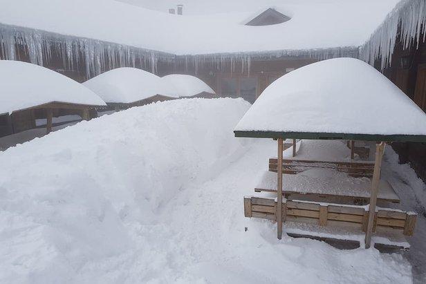 Previsioni neve per i prossimi 3 giorniCerreto Laghi Facebook