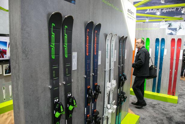 Elan Element: Allround-Ski für Einsteiger und Fortgeschrittene- ©Skiinfo | Sebastian Lindemeyer