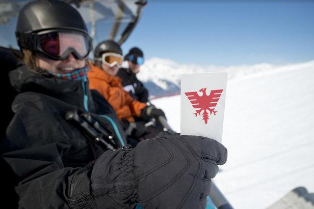 Désormais à Val d'Isère, votre forfait fait également office de carte de paiement dans de nombreux commerces de la station...