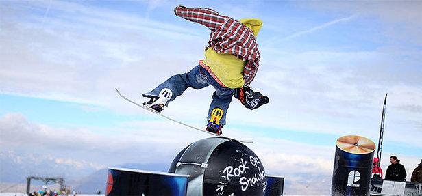 Le snowboard une nouvelle fois à l'honneur aux 2 Alpes