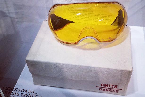 The Original Bob Smith goggle.  - © Heather B. Fried
