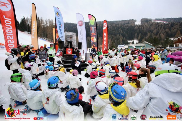Rossignol X Color Tour arriva Piancavallo (10-11 Marzo)- ©Facebook @rossignolxcolortour
