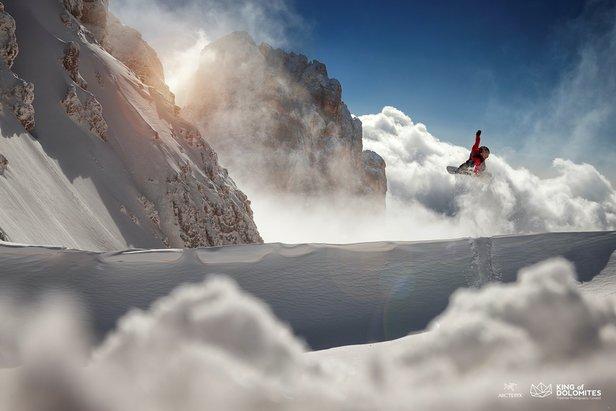 Il Re delle Dolomiti a San Martino di Castrozza ©Daniele Molineris KOD 2014