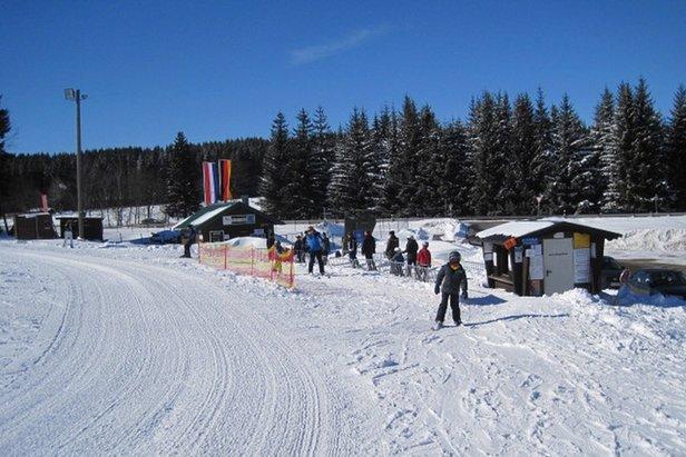 Skigebiet Ruhrquelle