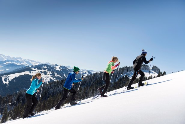 Túry na sněžnicích nejkrásnějšími regiony Bavorska- ©Bayern Tourismus