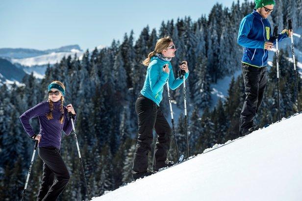 Sneeuwschoenwandelen in de mooiste gebieden in Beieren- ©Bayern Tourismus