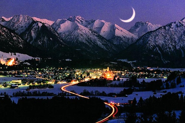 Oberstdorfer: Stimmungsvolle Reise durch die Vorweihnachtszeit