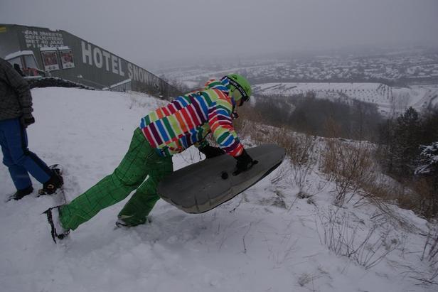 Snow fun SnowWorld