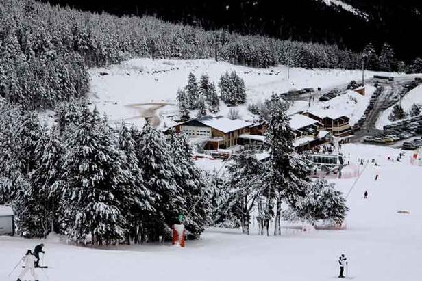 Chamonix Snow Depth Reaches 4m