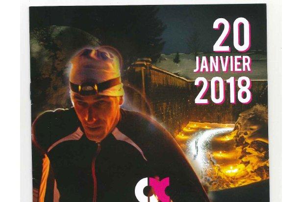 O'xyrace Trail Blanc Jurassien 2019  - 7ème édition ©Office de Tourisme