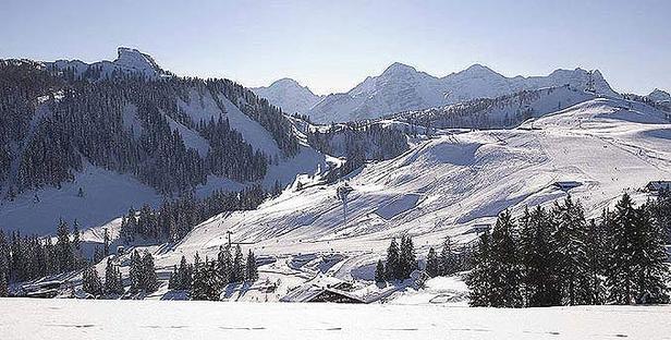 Salzburger Saalachtal_Schneelandschaft