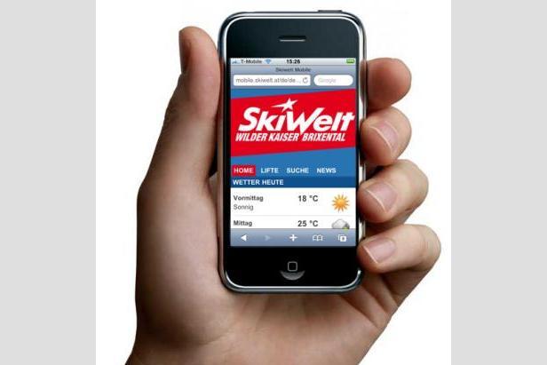 i-Phone Anwendung