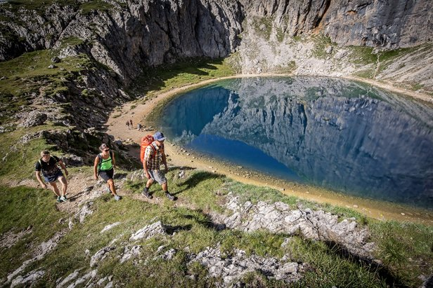Aktivní dovolená v Alta Badia: treking, procházky, cykloturistika i paraglidingFreddy Planinschek