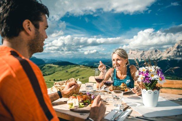 In Alta Badia tra cibo locale e relax: il lato estivo della montagna- ©Molography