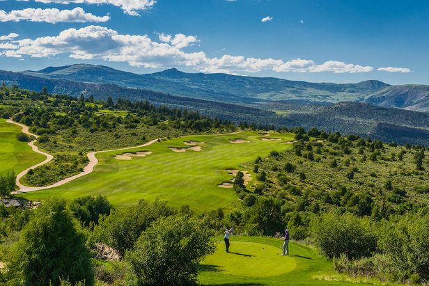 5 Colorado Golf Courses Above 9,000 Feet- ©Beaver Creek