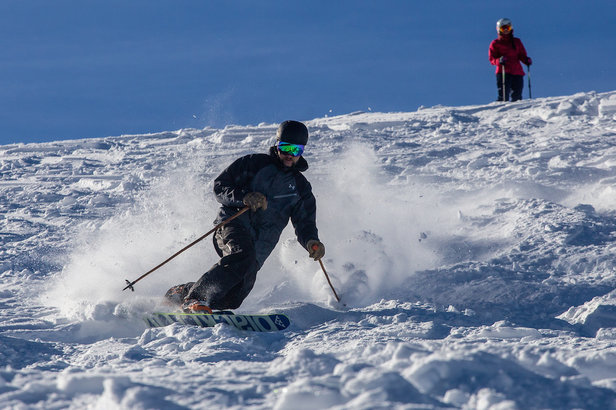 Who Got the Most Snow This Week? ©Curtis DeVore, Copper Mountain