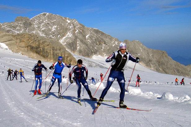 Dachstein es, entre otras cosas, un centro internacional de formación de esquí de fondo.  - © www.derdachstein.at
