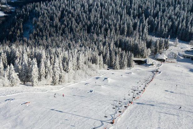 Der Snowpark am Feldberg wird im Jahr 2018/2019 nicht mehr geshaped werden