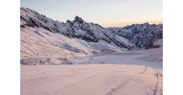 Zugspitze startet am Freitag in die Skisaison ©Bayerische Zugspitzbahn AG