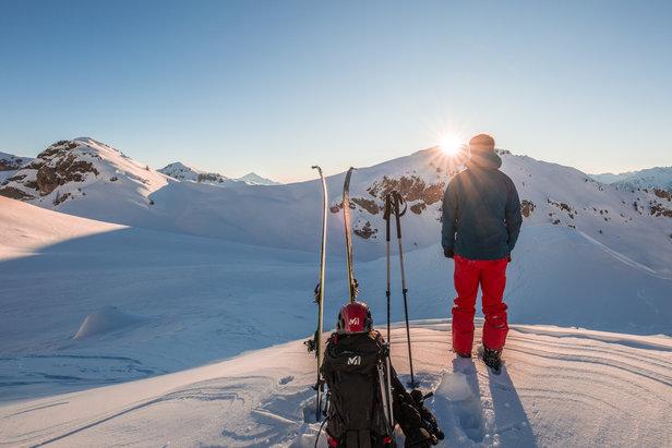 Prêts pour une nouvelle journée de glisse sur le domaine skiable de Pelvous Vallouise ?