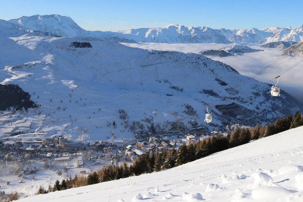 Du ski et de nombreuses activités jusqu'au 22 avril aux 2 AlpesOT les 2 Alpes