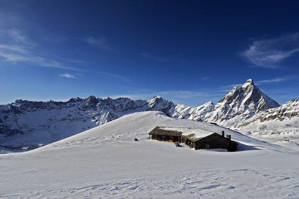 Weekly snow report 15/11/18- ©Cervinia/Facebook