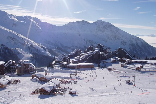Morgins - Champoussin, Switzerland