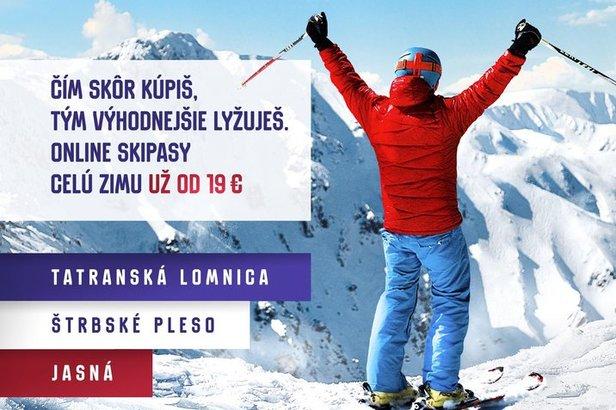V Tatrách majú pre lyžiarov viacero noviniek 69e1d5a763a