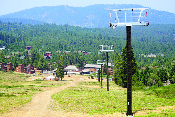 The new Snowbird Chairlift is on schedule to debut opening day.