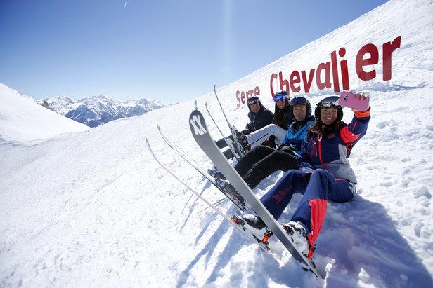 Quoi de neuf pour l'hiver à Serre Chevalier Briançon ? ©Office de Tourisme de Serre Chevalier - Briançon