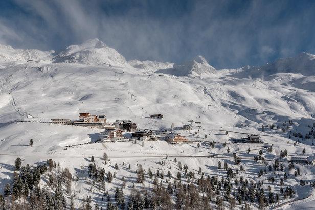 15. November: Obergurgl-Hochgurgl startet in die SkisaisonÖtztal Tourismus | Alexander Lohmann