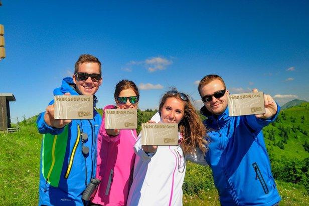PARK SNOW CARD je karta plná zliav pre každého návštevníka Donovál  - © PARK SNOW Donovaly