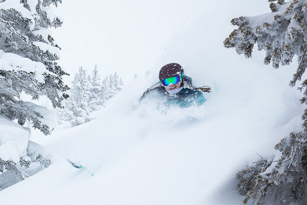 It's never too late to get your powder fix.