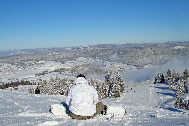 Prêts à rider les pistes des Montagnes du Jura ?