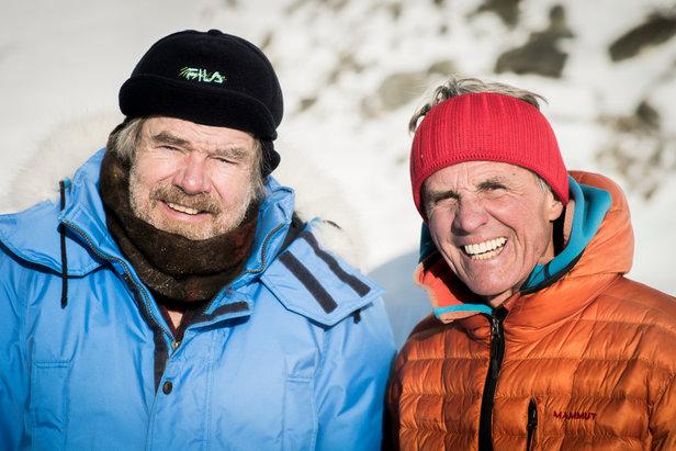 Reinhold Messner und Peter Habeler - ©ServusTV