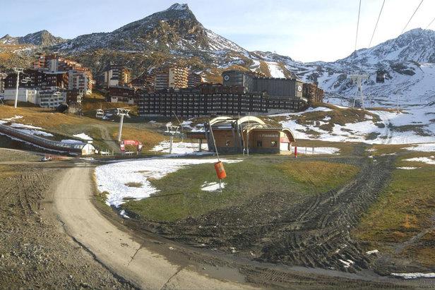 Ouverture repoussée d'une semaine à Val ThorensWebcam Roundshot / Station de Val Thorens