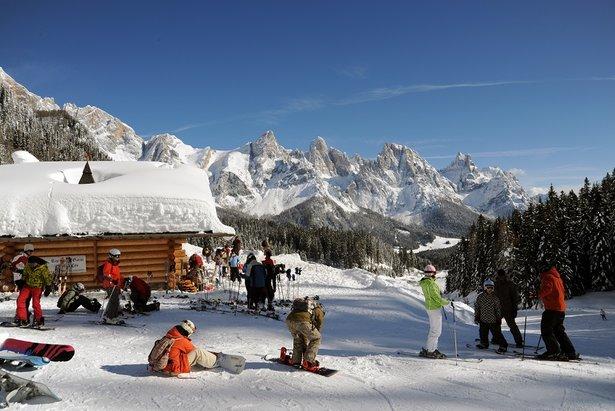 Skiarea San Martino di Castrozza - Passo Rolle  - © Ph: Silvano Angelani