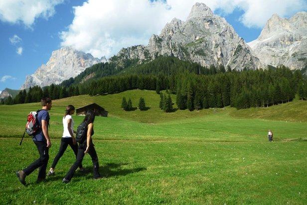 6 nuovi modi per trascorrere l'estate in Trentino- ©www.sanmartino.com