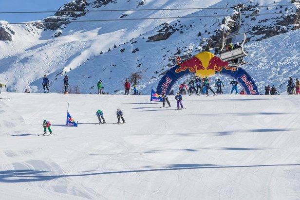 Sofia Goggia e Dominik Paris presentano: Red Bull Discesa Libera!