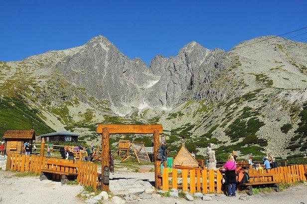 Letné novinky vo Vysokých Tatrách ©TMR, a.s.