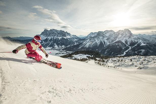 Special Skitechnik: Richtig carven - die Grundelemente der Carving-TechnikTiroler Zugspitz Arena