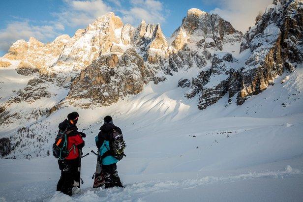 Skiarea San Martino di Castrozza - Passo Rolle  - © Trentino - R. Bragotto