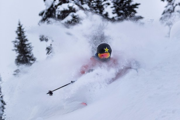 Whistler Blackcomb received over 6 feet of fresh snow in just seven days.