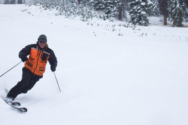 Wolf Creek First to Open in Colorado- ©Wolf Creek Ski Area