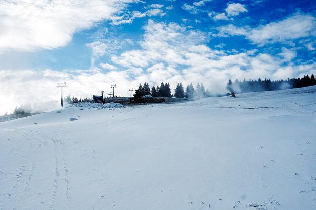 Zieleniec Ski Arena - 6.12.2018