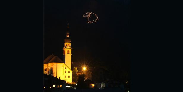 Tiroler Zugspitzarena_Bergfeuer
