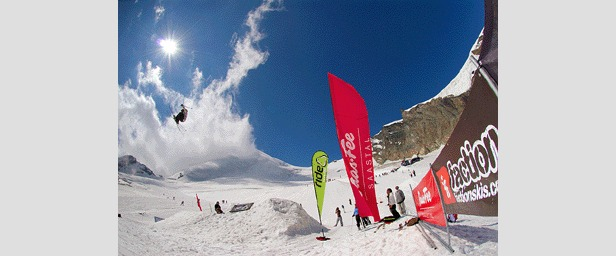 Saas Fee Ski And Snowboard Tests Start 4th October