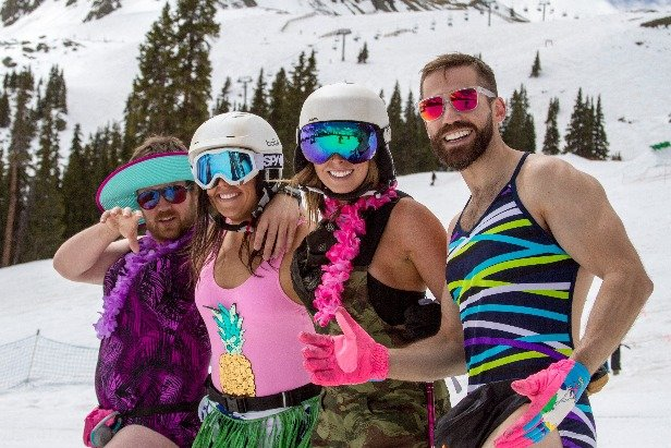 Arapahoe Basin Announces Spring 2019 Events Lineup ©Arapahoe Basin
