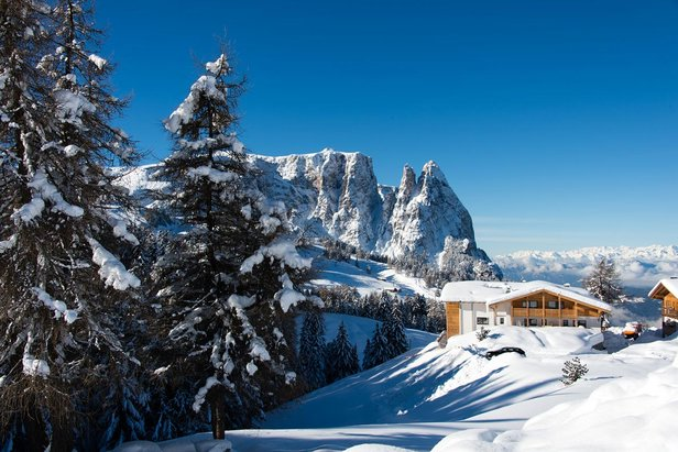 Chalet Dolomites, Alpe di Siusi  - © Chalet Dolomites