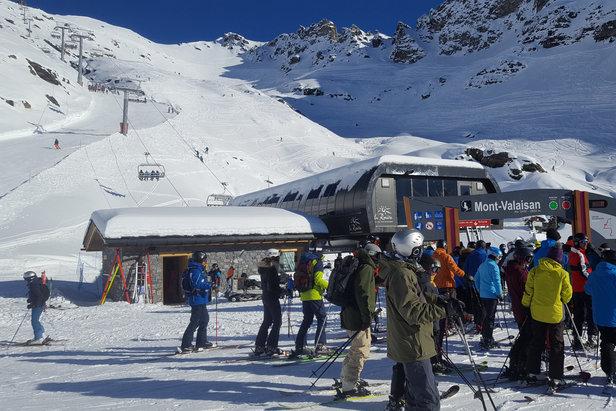 Avec le Mont Valaisan, la Rosière s'offre un nouveau sommetStéphane GIRAUD-GUIGUES / Skiinfo.fr
